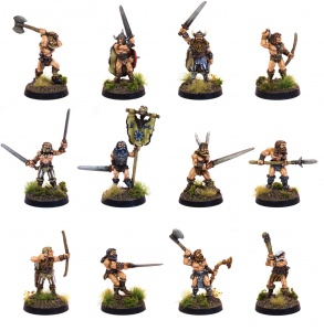 Barbarian Horde Deal (x12)