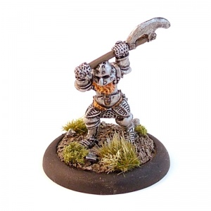 Dwarf with Great Axe