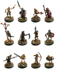 Skeleton Army Deal (any 50 models)