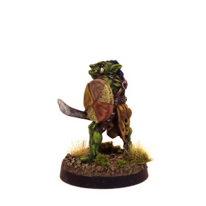 Orc Champion with Sword and Shield (B)