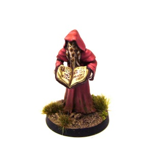 Cultist #7 Kreed the Learned