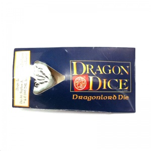 TSR Limited Edition DragonLord Die