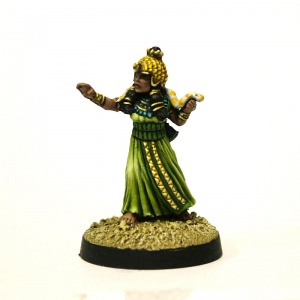 Servants of the Undead Pharaoh  #4 Priestess