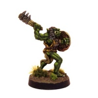 Orc Champion with Spiked Club (C)