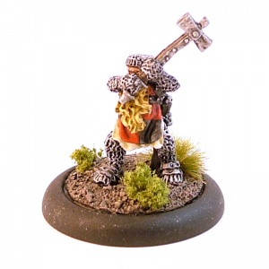 Dwarf with War Hammer