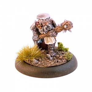 Dwarf with Spiked Club