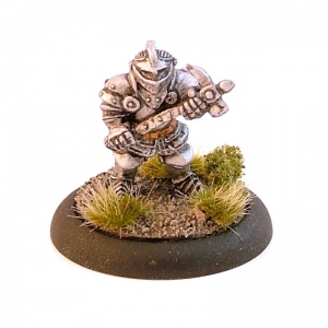 Dwarf with Hammer