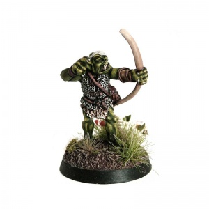 Orc Firing Bow