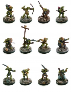 Forest Goblin Deal (any 50 models)
