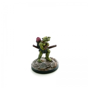 Goblin with Bow Lowered