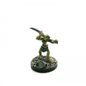 Goblin with Sword
