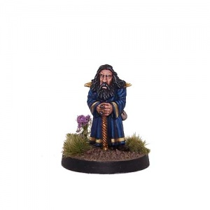 Dwarven Dark Mage