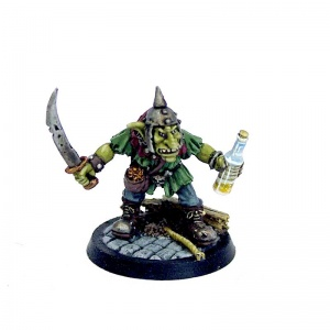 Goblin Captain