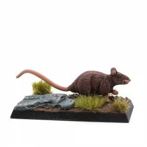 Giant Rat - Sneak-Ratty
