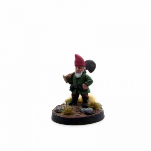 Gnome #9 Gromwell