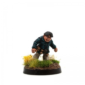 Male Halfling Henchman - Egor Blimey
