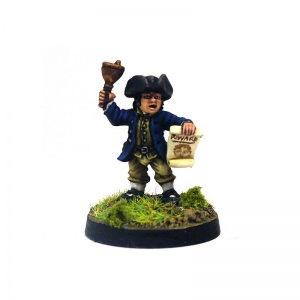 Halfling Town Cryer