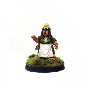 Halfling Shopkeeper