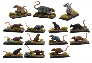 A Mischief of Rats! (Full Set of Rats)