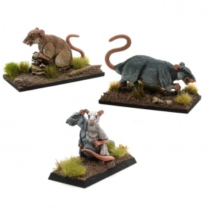 A Mischief of Rats! (Set of Gigantic and Rat Lords)