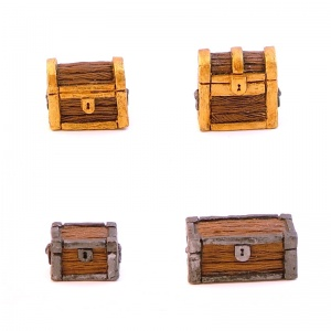 Assorted Treasure Chests
