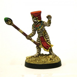 Servants of the Undead Pharaoh  #1 Undead Pharaoh