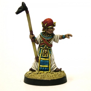 Servants of the Undead Pharaoh  #2 High Priest