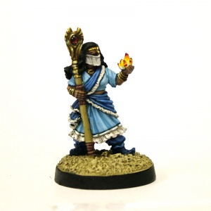 Servants of the Undead Pharaoh  #5 Sorceress