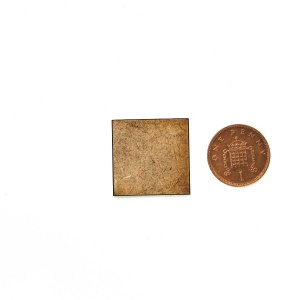 Square 2mm MDF Bases
