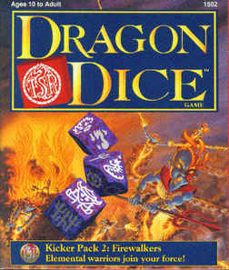 Dragon Dice Kicker - Firewalker