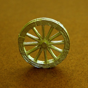 Large Cart Wheel