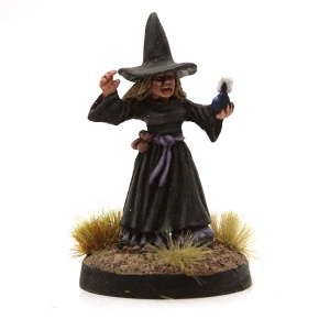 Witch with Poison Potion - Sister Pinchbane