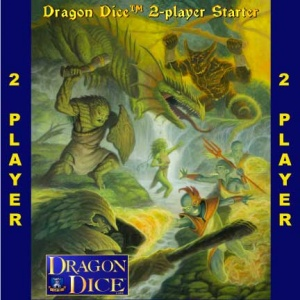 2-Player Starter Set (2015 Release) - Firewalker/Treefolk