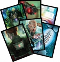 Card Sleeves - Netrunner