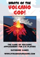 Wrath of the Volcano God!
