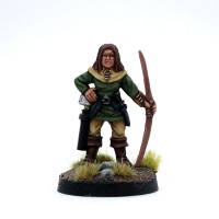 Bandit Archer - Jo Needlesmith