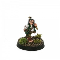 Halfling with Pack