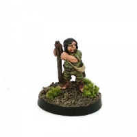 Halfling with Sling