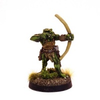 Orc Champion with Bow