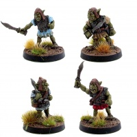 Goblin Soldier 1-4 Pack