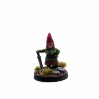 Gnome #2 Pennyflower