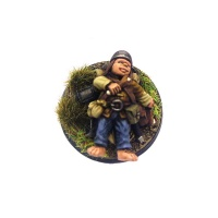 Halfling Adventurer #7 Fullbucket Wivfries (Sleeping/Dead)