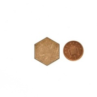 Hexagonal 2mm MDF Bases