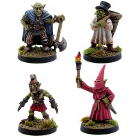 Goblin Townsfolk Pack 2