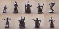 The Village of the Witches  (Set of 9 Witches)