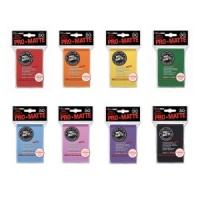 Card Sleeves - Ultra Pro Pro-Matte Solid Colour Standard Sized