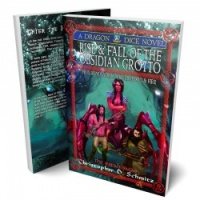 Rise & Fall of the Obsidian Grotto Paperback