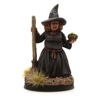 Witch with Poison Apple - Sister Foulberry