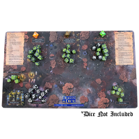 Dragon Dice Playmat (2020) - Death